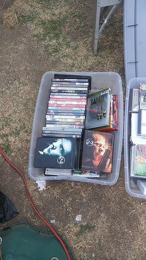 Dvd's for Sale in Santee, CA