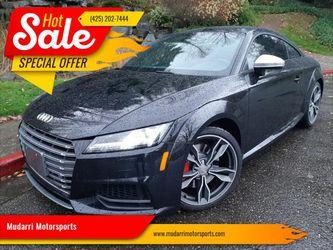 2016 Audi Tts for Sale in Kirkland,  WA