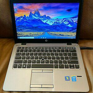 "HP EliteBook 820 G2- 13"" i5-2.5GHZ, 160GB SSD, 8GB RAM, # W10Pro for Sale in Beverly Hills, CA"