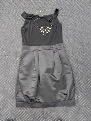 BCBG black dress 8 for Sale in Durham, NC