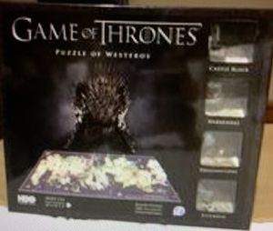 Game of Thrones puzzle for Sale in Miami Beach, FL