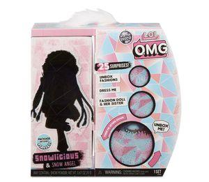 NIB LOL Surprise OMG Fashion Dolls Series 2 - SNOWLICIOUS for Sale in Bluffdale, UT