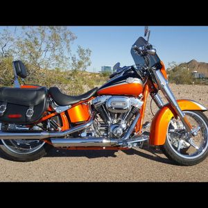 Harley-Davidson CVO Softail Convertible for Sale in Scottsdale, AZ