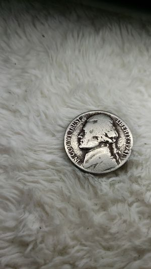 1941 nickel with a red tent on it for Sale in Leland, MS