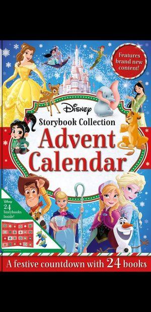 Disney Advent Book Calendar for Sale in Bell Gardens, CA
