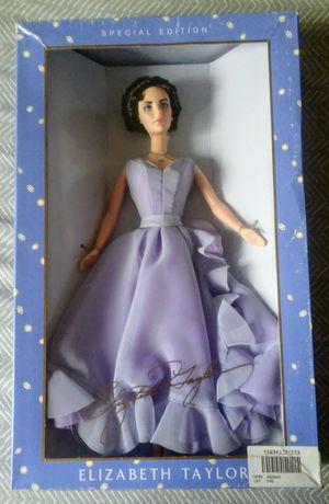 Elizabeth Taylor [White Diamonds Edition Barbie Doll] for Sale in Prineville, OR