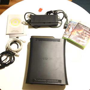 Xbox 360 Elite Console with Games for Sale for sale  Union City, NJ