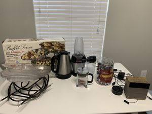 Kitchen supplies for Sale in Coppell, TX