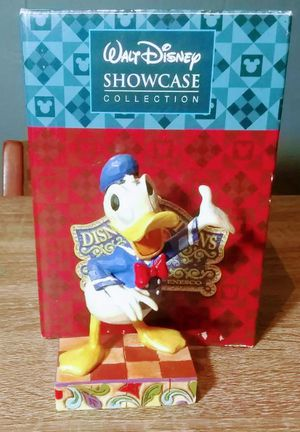 Donald Duck Disney Showcase Traditions All Quacked Up Jim Shore Figurine 4011751 for Sale in Lambsburg, VA