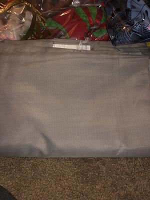 IKEA Two grey curtains for Sale in City of Industry, CA