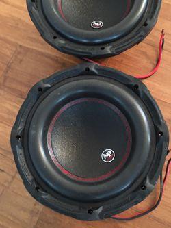 10 inches 1600 watts Audio Pipe for Sale in Boston,  MA