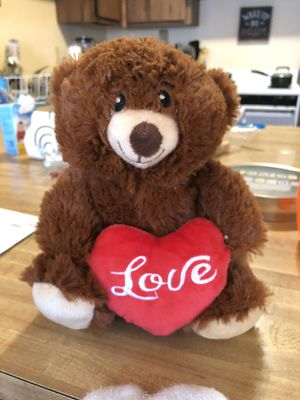 Teddy Bear- Perfect Father's Day Gift! for Sale in Citrus Heights, CA