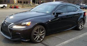 2015 Lexus Is250 F-sport (VERY CLEAN) (GREAT BUY) for Sale in Manassas, VA