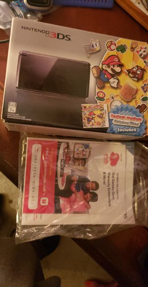 Nintendo 3D DS for Sale in Brunswick, OH