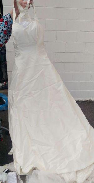 New Wedding Dress - Size 10 for Sale in Falls Church, VA