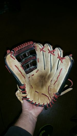 Custom 44 Leather Baseball Glove for Sale in Phoenix, AZ