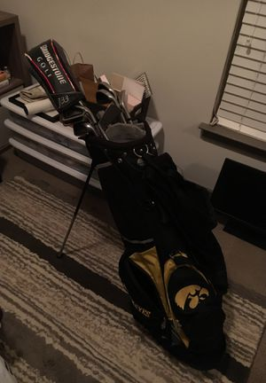 Golf clubs and bag for Sale in Nashville, TN