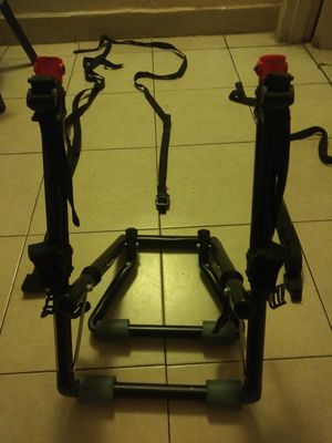 2- bike rack 40 obo for Sale in Dallas, TX
