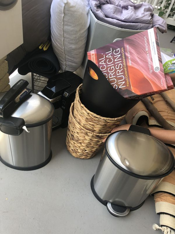 Free miscellaneous household items