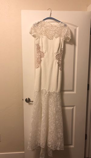 Prom/ wedding dress for Sale in Orem, UT