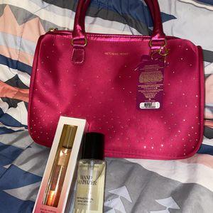 VS Bag,Bombshell perfume & Mini sanitizer for Sale in Chandler, AZ