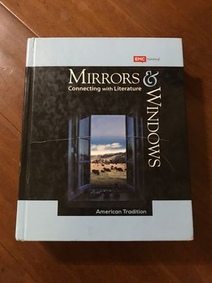 Mirrors and windows American tradition textbook for Sale in Phoenix, AZ