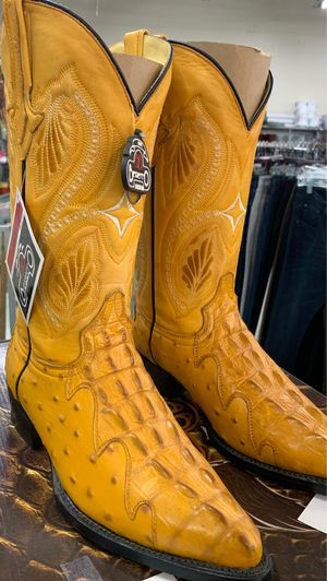 Cowboy boots botas for Sale in Haines City, FL