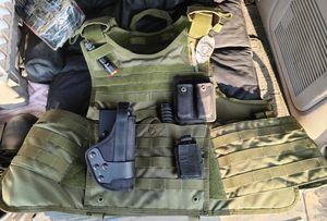 Condo Vest Adjustabla Small To Xxxl Clean for Sale in Fresno, CA