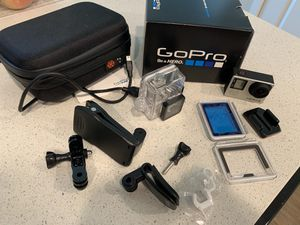 GoPro 4 Hero and Accessories for Sale in Dublin, CA