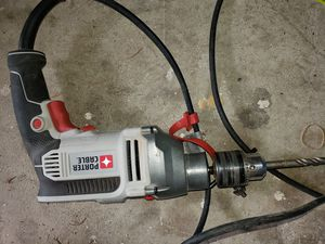 Porter cable corded rotary hammer drill for Sale in Keizer, OR