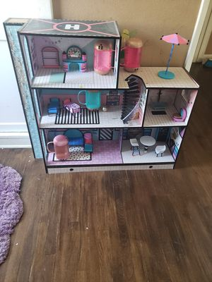 LOL Dolls house for Sale in Chino, CA