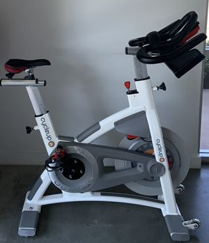 Schwinn AC Performance Carbon Blue indoor bike w/ Echelon 2 console power upgrade for Sale in Los Angeles, CA