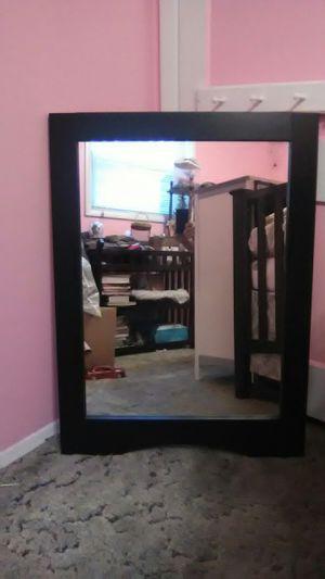 Black dresser mirror for Sale in Severn, MD