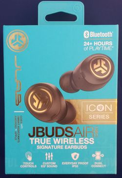 JLAB JBuds Air ICON True Wireless Earphones Brand New for Sale in Los Angeles,  CA