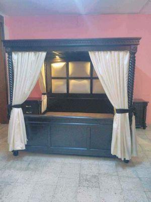 Custom bed frame for Sale in Warner Robins, GA