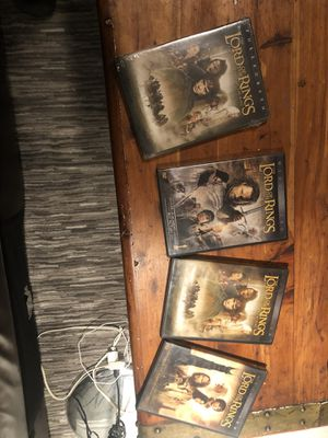 Lord of the rings for Sale in Framingham, MA