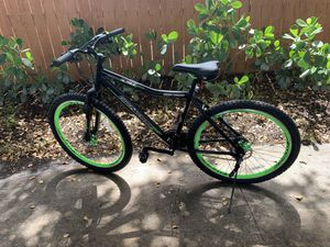 Genesis 27.5 Mountain Bike 21-speed Aluminum Hardtail Frame Shimano for Sale in Fort Lauderdale, FL