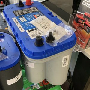 Blue optima battery Group 31 for Sale in Fontana, CA