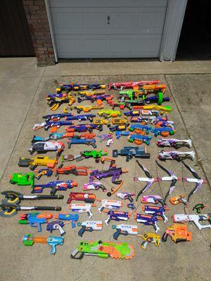 Nerf Gun Bundle for Sale in Grand Prairie, TX