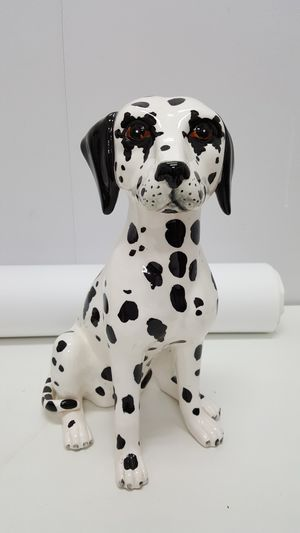 "Dalmatian Ceramic Dog 12"" for Sale in Margate, FL"