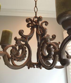 Candelabra, chandelier. for Sale in Greenville, SC