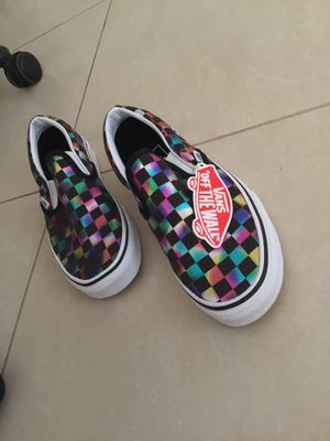 (Brand New) Never Worn Vans for Sale in Pompano Beach, FL