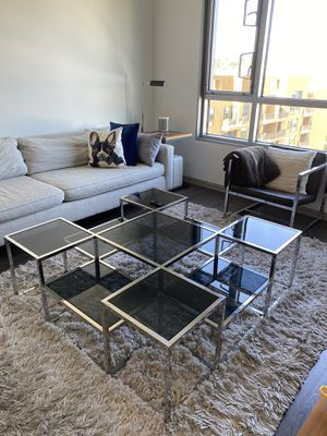 Restauration Hardware modern coffe table for Sale in Los Angeles, CA