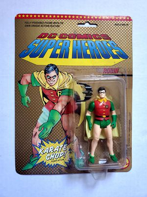 DC COMICS SUPER HEROES ROBIN TOY BIZ ACTION FIGURE for Sale in Berkeley, CA