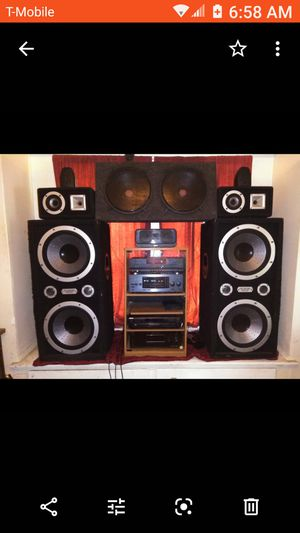 Pro studio stereo system for Sale in Cleveland, OH