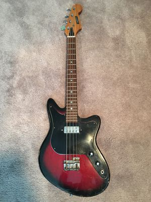 Heit Deluxe Bass 1960s-1970s for Sale in Horsham, PA