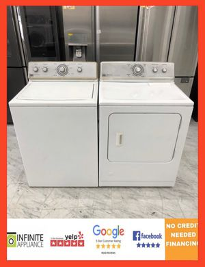 Maytag Washer & Gas Dryer Set for Sale in San Jose, CA