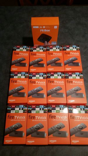 Amazon Fire Stick with Kodi for Sale in undefined