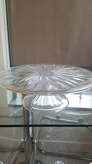 Plastic cake stand for Sale in Seattle, WA