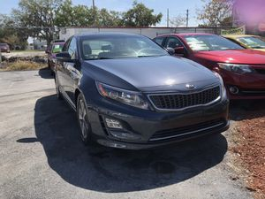 2015 kia optima for only $500 downpayment out the door!!!! for Sale in Winter Haven, FL